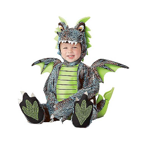 Baby Darling Dragon Costume - Spirithalloween.com