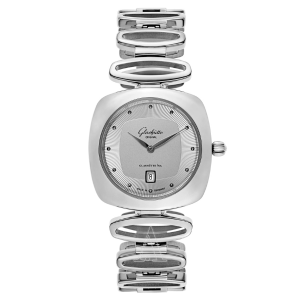 Glashutte Pavonina Women's Watch 1-03-01-15-02-14