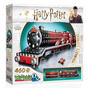 6折 封面快车$40入Harry Potter 经典场景3D拼图特价 斜角巷、天文塔都有