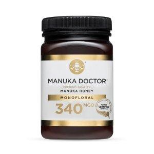 Manuka Doctor340 MGO 500g