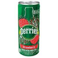草莓味气泡矿泉水 250ml 30罐