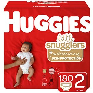 Save Up to $5Amazon Huggies Little Movers & Little Snugglers