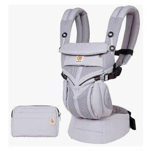 ErgobabyOmni 360 Cool Air Mesh Baby Carrier - Lilac