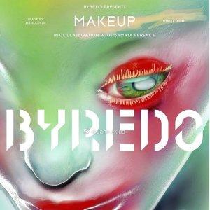 10月1日面世 创新玩转色彩Byredo 彩妆重磅推出 联手英国明星化妆师 目测口红要火