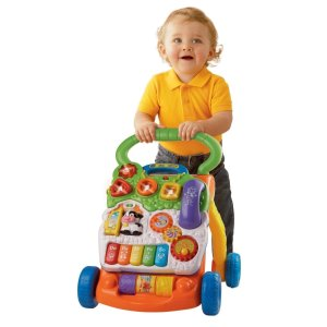 $19VTech Sit-to-Stand Learning Walker