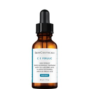 SkinCeuticals针对瑕疵皮 干皮 高达8倍抗氧化 王牌CEF抗氧化精华 30ml