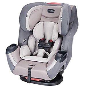 $128.42(原价$160)史低价:Evenflo Platinum Symphony LX 儿童安全座椅