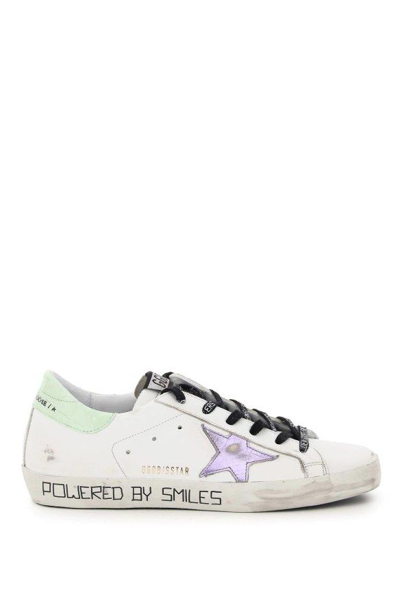 super-star 小脏鞋