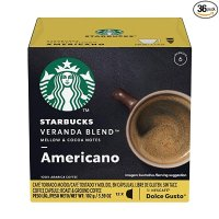 Starbucks Veranda 美式 Dolce Gusto 咖啡胶囊 36颗