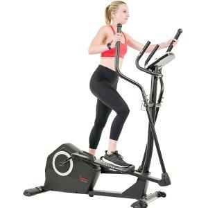 Sunny Health & Fitness Programmable Cardio Elliptical