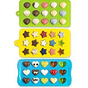 Candy Molds & Silicone Chocolate Mold