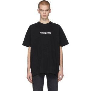 Vetements男士T恤