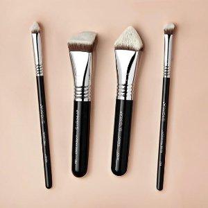 $219入价值$290全能套装Sigma beauty 化妆刷热卖 入sale区、套盒