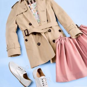 低至4折 封面经典Burberry风衣仅$350Burberry, Marni, Fendi 等大牌女婴、女童装优惠 Marni羊毛裙$60