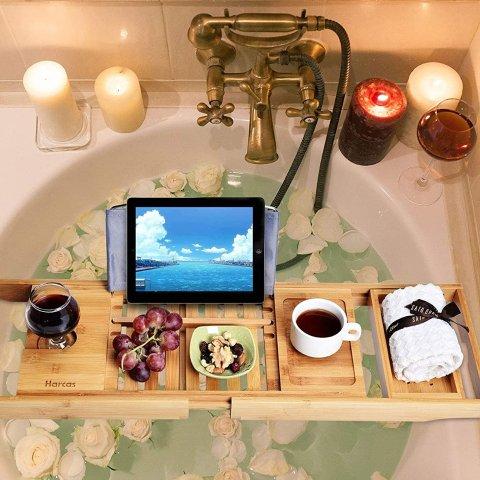 £8起收超萌泡澡球 香薰、浴缸架都有养生泡澡好物分享 | 在家享受仪式感的SPA 颠覆洗浴体验