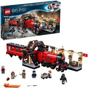 $123.48(原价$142.49)哈迷冲啊LEGO 哈利波特:霍格沃茨特快列车 (75955)  补货