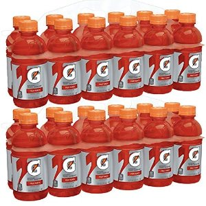 $11.38Gatorade Thirst Quencher, Fruit Punch, 12 Ounce Bottles (Pack of 24) @ Amazon