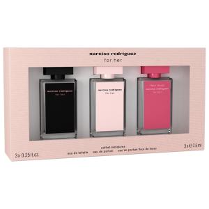 $40 (价值$87) + 5倍积分Narciso Rodriguez 女士香水Q香套装热卖 小众温柔香