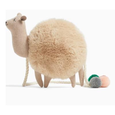 封面款羊驼包补货仅£6 速抢白菜价:Zara 超可爱夏季童包上新 怎么可以这么阔爱