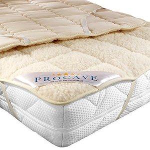 Procare 羊毛床垫保护套 90x200 cm
