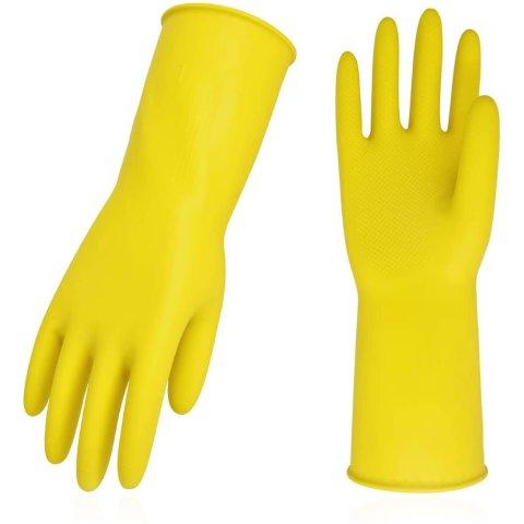 Vgo 强韧耐用橡胶手套10双 做家务不伤手