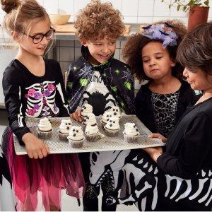 满$100享8折+包邮闪购:H&M 儿童万圣节装扮服饰特卖