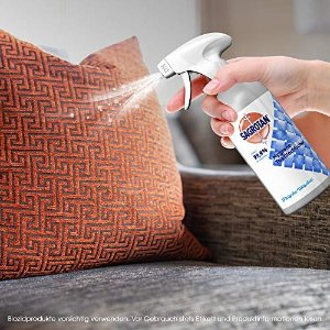 衣物,床品,沙发都可以用织物消毒喷雾