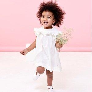 4折起Petit Bateau 法国高品质儿童服饰特卖 可于Jacadi比肩