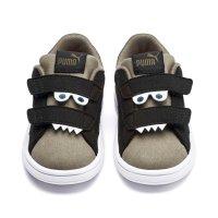 Puma 小童 Smash v2 怪兽运动鞋