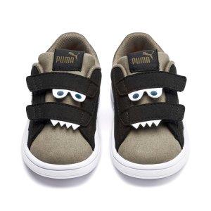 Puma小童 Smash v2 怪兽运动鞋