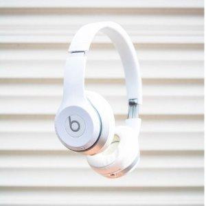 低至3折 £37收玫瑰金Beats 耳机IWOOT官网 新年大促 收精选乐高、B&O、Beats 耳机