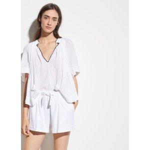 VinceDrawcord Cotton 连体衣