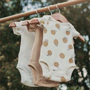 单件$5.49起Carters Little Planet 有机棉系列童装 GOTS有机棉认证