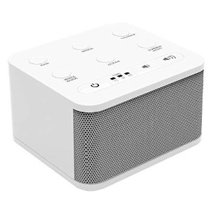 $9.99 Big Red Rooster White Noise Machine 6 Natural and Soothing Sounds