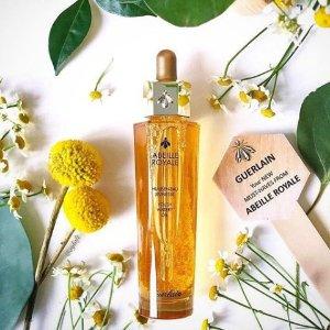 无门槛送蜂姿护肤套装Guerlain 美妆、护肤热卖 收帝皇蜂姿、新款小灯泡粉底