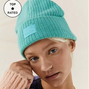 2.5折起 £2.5收毛线帽 围巾£10Urban Outfitters 帽子围巾大促 大牌设计 好看不贵又温暖