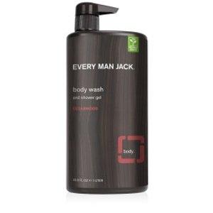 Every Man Jack1升 雪松木沐浴露