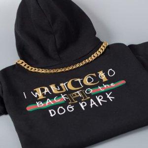 Pucci 狗狗连帽衫