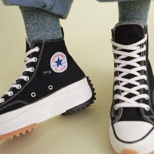 闪促6折!€72收run star联名Converse 季中大促 帆布鞋海量上新 收情人节限定、经典chuck 70