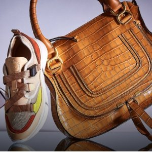 低至5折 $599收小号FayeGilt 精选 Chloe 美包美鞋季末大促 好价收花边鞋、小猪包
