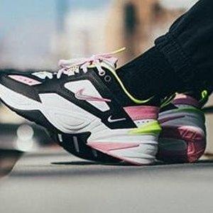 $75+满减Nike M2K Tenko 新配色老爹鞋降价