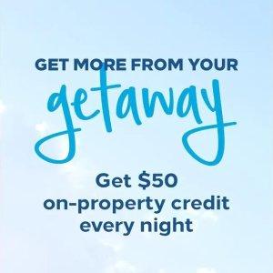 Good Price + $50 Daily Deal Hilton Worldwide Sale