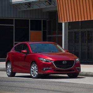 年轻态实用派2017 Mazda Mazda3 五门掀背轿车