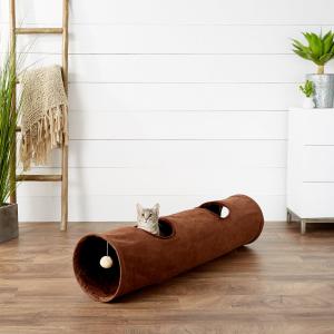 免运费Frisco 猫咪隧道 睡觉玩耍好去处