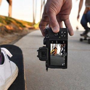 直降£66史低价:Nikon Coolpix W300 运动相机热卖