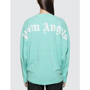 Palm angelsLogo Over Long Sleeve T-shirt