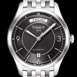 额外$50 $269+包邮免税史低价:TISSOT T-One 系列机械时装男表
