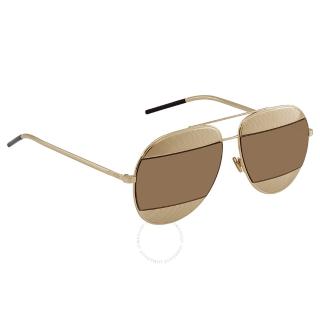 一律$89.99+免税包邮独家:Dior 精选飞行员拼色墨镜 晒货超帅