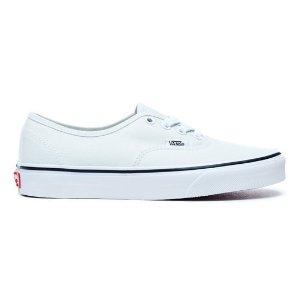 Vans经典款小白鞋