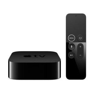 $124Apple TV Black 32GB 4K Wireless Multimedia Streamer MQD22LL/A